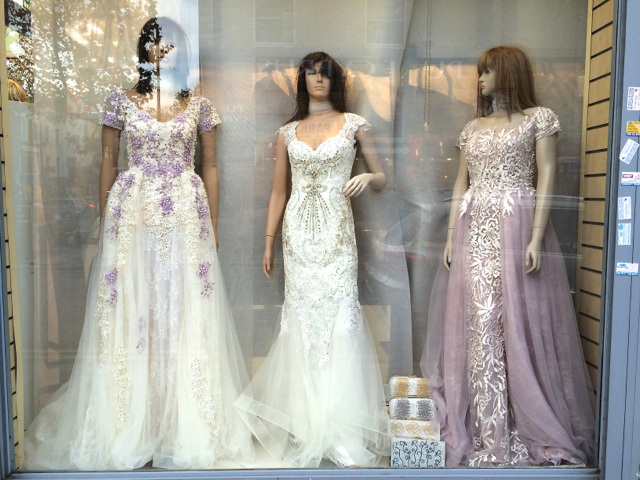 Fonthill road finsbury park wedding dresses